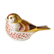 "Royal Crown Derby  2 1/4"" RED POLL Paperweight - Discontinued!"