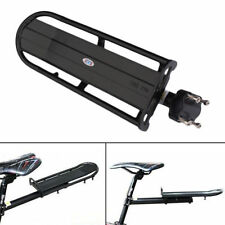Bike Cycling Extendable Bicycle MTB Mountain Road Rear Carrier Rack Seat Post