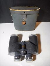 OPTIMA PRECISION BY HURRICANE FULLY PRISMATIC 7 X 50 BINOCULARS WITH CASE JAPAN