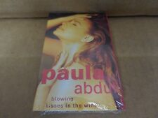 PAULA ABDUL BLOWING KISSES IN THE WIND SPELLBOUND FACTORY SEALED CASSETTE  B