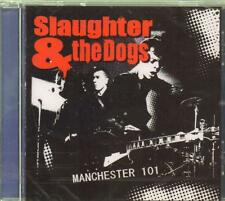 Slaughter & The Dogs(CD Album)Manchester 101-CRIDE68-New