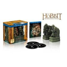 The Hobbit: The Desolation Of Smaug Limited Edition Gift Set [Blu-ray + DVD] NEW