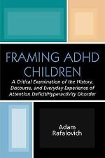 FRAMING ADHD CHILDREN - NEW PRE-LOADED AUDIO PLAYER BOOK