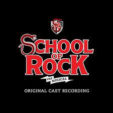 School Of Rock: The Musical / O.B.C. (2015, CD NIEUW)