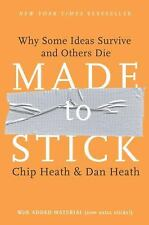 MADE TO STICK BY CHIP AND DAN HEATH**HCDJ