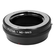 Minolta MD MC Lens to Micro 4/3 Adapter EP5 EP3 EP2 GF1 GF2 G1 G3 GH2 GX7 G6 G3