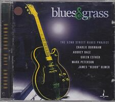 BLUES & GRASS - the 52nd street blues project CD