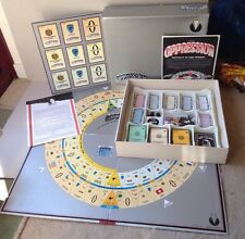 Oppression Board Game Collector 1986 Limited Edition COMPLETE Rare Vintage