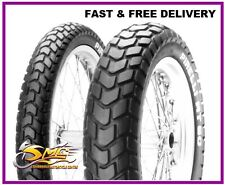 HONDA CITY FLY CL 125 TYRE PAIR 110/90-17 90/90-19 PIRELLI MT60 Motorcycle tyres