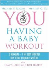 YOU: Having a Baby Workout: (DVD) Very Good