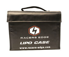 Racers Edge LiPo Battery Charging Safety Briefcase LiPo Storage Bag RCE2104
