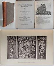 Lehfeldt -Bau- und Kunstdenkmäler Thüringens 1888, Band II Sachsen-Altenburg -xz