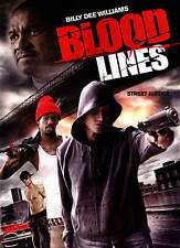 Blood Lines,New DVD, Pascal Atuma, Tangi Mille, Lynn Whitfield, Billy Dee Willia