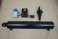 "Log Splitter Build Kit, 16gpm pump, 5"" cylinder, valve, mount, coupler"