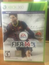 Brand New!!! FIFA 14 Soccer (Microsoft Xbox 360, 2013) Factory Sealed!!!