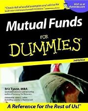 Mutual Funds by Eric Tyson (2001, Paperback)