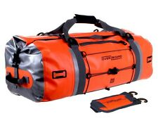 OVERBOARD Orange Pro-Vis Waterproof Duffel Bag 60L