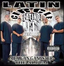 Latin Circle: Mexican Gangster Explicit Lyrics Audio Cassette