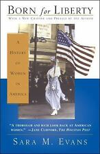 Born for Liberty by Sara Evans (1997, Paperback)