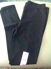 NWOT Womens PHILOSOPHY Black Legging Pants Size Small SO SOFT