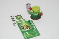 Skylanders Trap Team FOOD FIGHT Loose Figure with Card and Sticker / Code