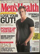 MEN'S HEALTH  Chris Pine  May 2009