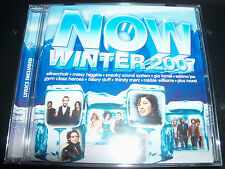 Now Winter 2007 Various CD ft Nickelback Jet Silverchair Missy Higgins Hilary Du