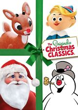 The Original Christmas Holiday Classics Complete Boxed / DVD Gift Set NEW!