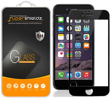 Supershieldz Apple iPhone 6/6S Plus Full Cover Tempered Glass Screen Protector