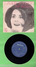 #T17. EP  RECORD - JULIE  ROGERS, THE  WEDDING, PE 7