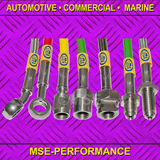 MGF FULL STAINLESS STEEL BRAKE HOSE KIT PFX2302