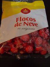 Candies with fruit flavour * Snowflakes (Flocos de Neve) The originals * 250 gr