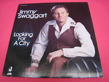 VINTAGE USED LP RECORD JIMMY SWAGGART LOOKING FOR A CITY  (833)