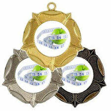 Set of 10 Slimming Club Medal Biggest Looser Weight Loss Sponsor Event