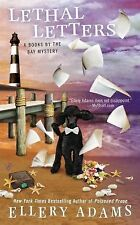 Lethal Letters 6 by Ellery Adams (2014, Paperback) Books by the Bay Mystery