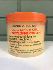 Mixed Chicks Coil, Kink & Curl Styling Cream 12oz (NEW RELEASE) Fast Free Ship!
