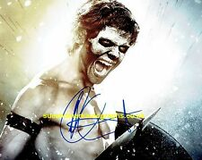 Jack O'Connell  Calisto  300 Rise Of An Empire   Autograph UACC 96