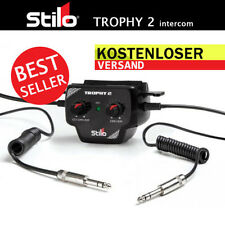 STILO Trophy 2 Intercom Gegensprechanlage 9 Volt Günstig Seperat regelbar