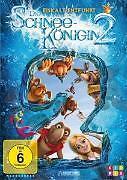 Die Schneekönigin 2 - Eiskalt entführt  DVD Neu!