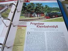 Meisterschule Modelleisenbahn 9 Prignitzer Kleinbahn Bahnhof Kuhbier 4S