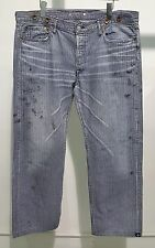 yohji yamamoto pour homme x spotted horse denim jeans