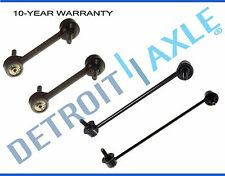 New 4pc Kit: Front and Rear Stabillizer / Sway Bar End Links for Hyundai Tiburon