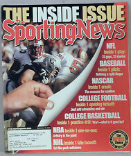 2002 Sporting News Raiders Vs Tampa Bay Buccaneers