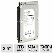 "Seagate 1 TB SATA 3.5"" internal Desktop Hard Disk (ST1000DM003)"