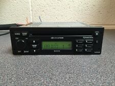 Hyundai Vdo car radio stereo cd  player Complete  Working Rds Model 79dc631