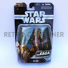 STAR WARS Kenner Hasbro Action Figure - SAGA COLLECTION BLACK - Kit Fisto