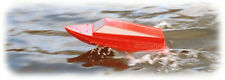 RC Scoot Runabout Plans - RC Boat Plans for Beginners - laser cutting plans