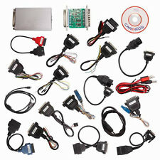 Full 21 Items Adapters Carprog V9.31 Support Airbag Reset Hot sale Free Shipping