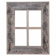 Rustic Decor Old Rustic Window Barn Wood Frames- NOT FOR PICTURES
