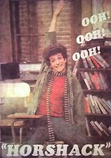 Vintage 70s Horshack Ooh Ooh Ooh Iron-On Transfer Welcome Back Kotter RARE!